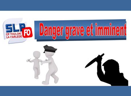 Prison de Toulon La Farlède : Danger grave et imminent