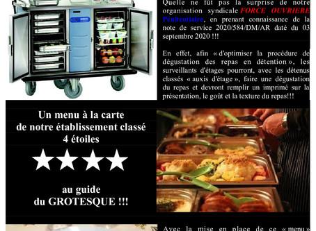 Prison d'Avignon Le Pontet : Bienvenue aux délices du Centre Pénitentiaire