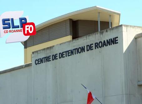 Prison de Roanne : Quand on veut se créer des problèmes...