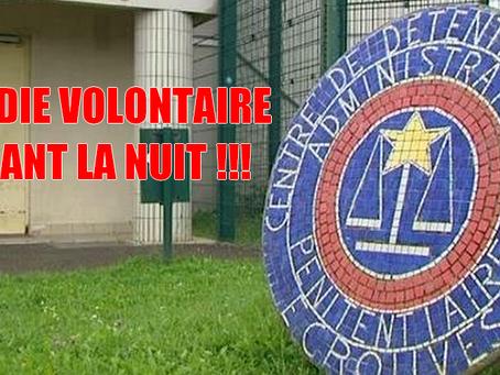 Prison d'Écrouves : Incendie volontaire pendant la nuit !!!