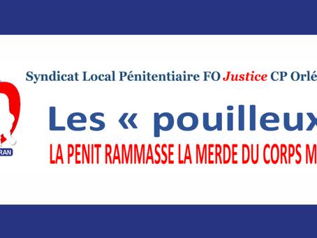 """Prison d'Orléans-Saran : Les """"Pouilleux"""""""