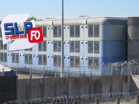 Prison de Bois-D'Arcy : Droit de Réponse !