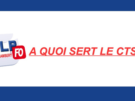Prison de Chambéry : À quoi sert le CTS ?