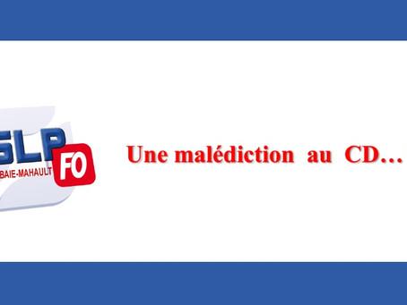 Prison de Baie-Mahault : Une malédiction au CD... ??
