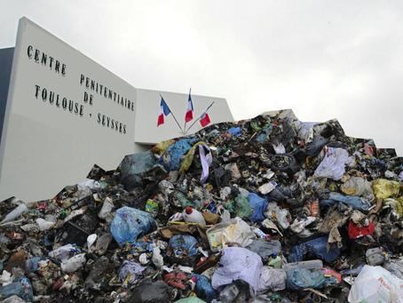 Prison de Toulouse-Seysses : Drôle d'odeur sur le QSL