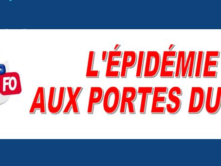 Prison de Salon-de-Provence : L'épidémie aux portes du CD