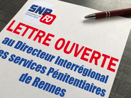 Prison de Nantes : Demande de fouille générale