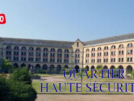 Prison de Rennes : Un Quartier Haute Sécurité ?