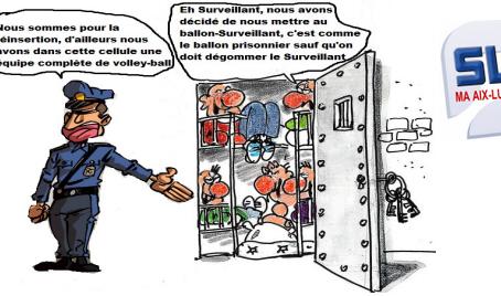 Prison Aix-Luynes : SURPOPULATION Une vraie POUDRIERE