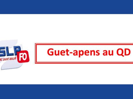 Prison de Saint-Maur : Guet-apens au QD