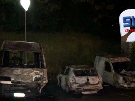 Prison de Fresnes : Des flammes contagieuses !!!
