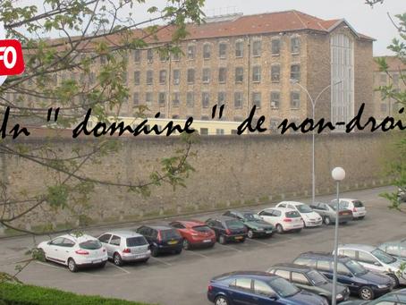 """Prison de Fresnes : Un """" domaine """" de non-droit..."""