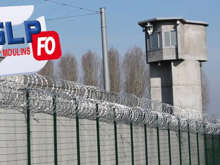 Prison de Moulins : Et l'organigramme ? On en parle quand ?