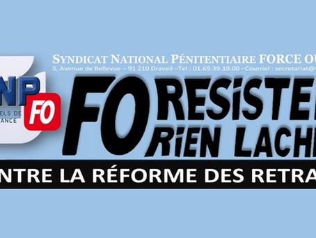 Contre la réforme des retraites : Nouvelle journée d'action le 20 Février 2020