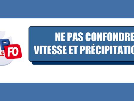 Prison de Marseille : Ne pas confondre vitesse et précipitation !!!!