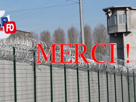Prison de Moulins : FO Pénitentiaire devient majoritaire