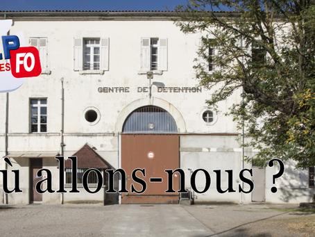Prison d'Eysses : Où allons-nous ?