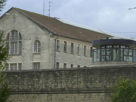 Prison de Caen : Nous non plus, nous ne sommes pas de la chair à canon