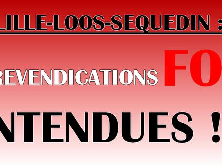 Prison de Lille-Loos-Sequedin : Revendications FO entendues !!!