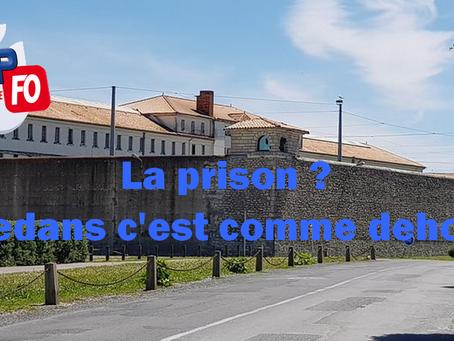 Prison de Saint-Martin-de-Ré : La prison ? Dedans c'est comme dehors