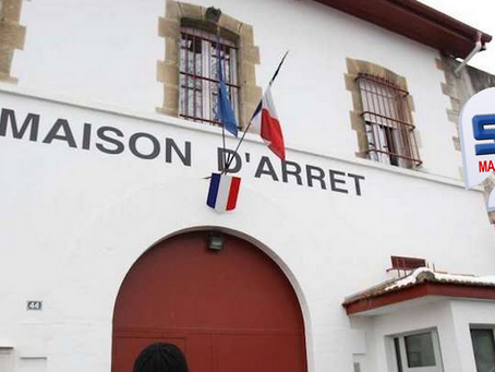 Prison de Bayonne : Déshabiller Pierre pour habiller Paul