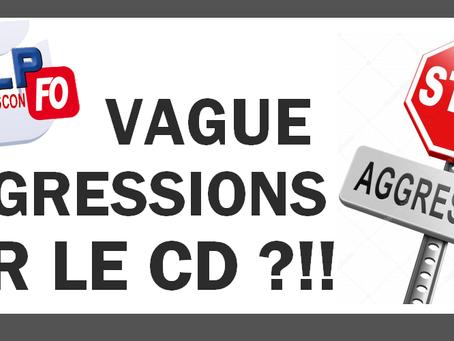 Prison de Tarascon : Vague d'agressions sur le CD ?!!