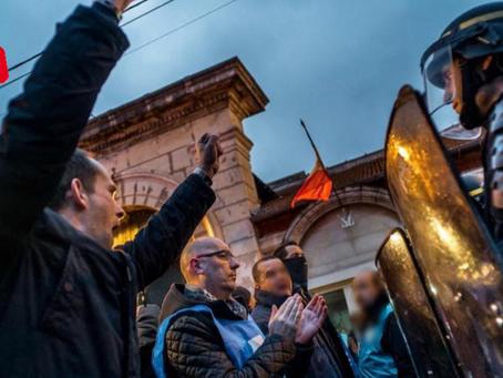 Prison de Fresnes : Vendredi, jour de mobilisation à la prison