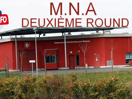 Prison de Lavaur : M.N.A Deuxième round