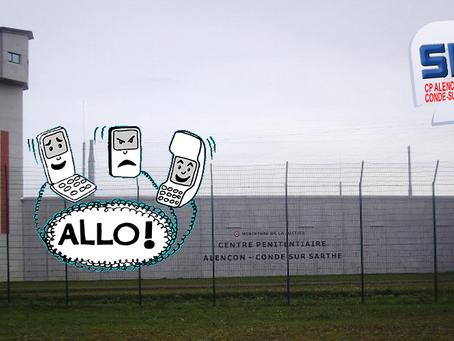 Prison d'Alençon-Condé-sur-Sarthe : Allô Allô Monsieur le Directeur