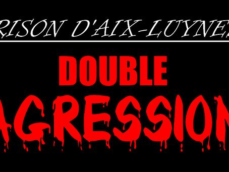 Prison d'Aix-Luynes : Double agression