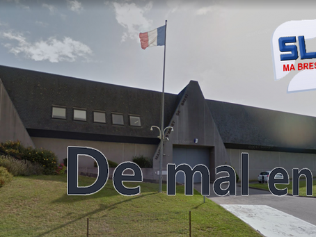 Prison de Brest : De mal en pis