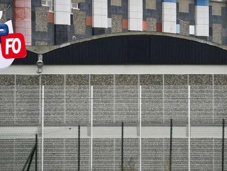 Prison de Fleury-Mérogis : Flash-info 126 Grammes rien que ça !!!