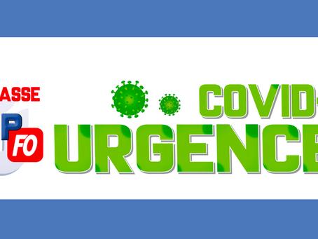 Prison de Grasse : COVID-19 Urgence !