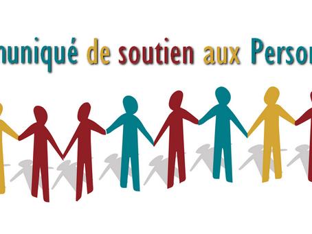 Prison de Saint-Mihiel : Soutien envers nos collègues