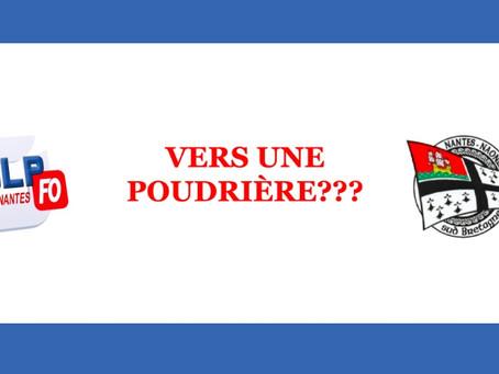 Prison de Nantes : Vers une poudrière ???