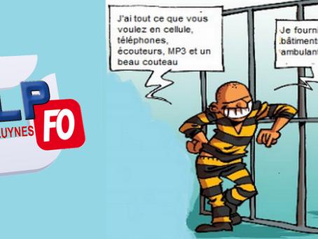 Prison d'Aix-Luynes : Inquiétante découverte