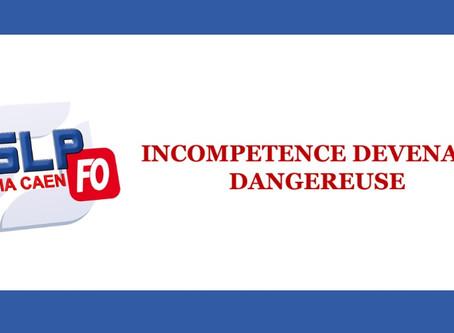 Prison de Caen : Incompétence devenant dangereuse