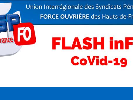 Hauts-de-France : Flash inFO COVID-19