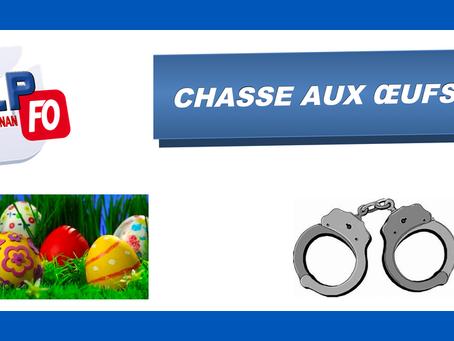 Prison de Draguignan : Pâques à la Maison d'Arrêt