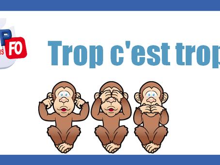 Prison de Moulins : Trop c'est trop !!!