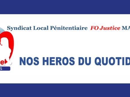 Prison de Nevers : Nos héros du quotidien