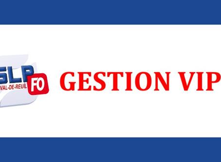 Prison de Val-de-Reuil : Gestion VIP !