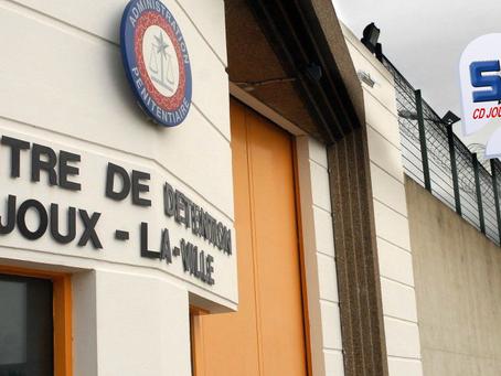 Prison de Joux-la-Ville : La douche ecossaise