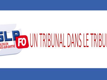 Prison de Condé-sur-Sarthe : Un tribunal dans le tribunal