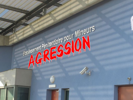 Prison de Porcheville : Nouvelle agression à l'EPM