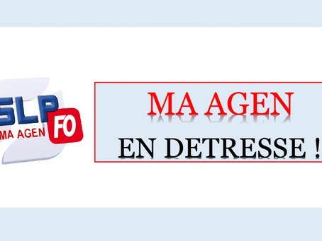 Prison d'Agen : En détresse !