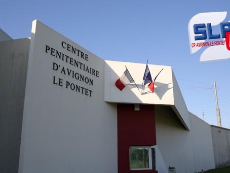 Prison d'Avignon Le Pontet : Lettre Ouverte au Directeur du Centre Pénitentiaire