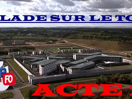 Prison de Nancy : Balade sur le toit , Acte 2