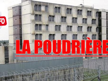 Prison de Metz : Queuleu la poudrière
