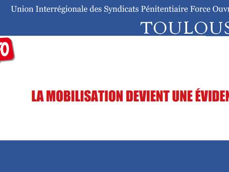 UISP-FO Toulouse : La mobilisation devient une évidence